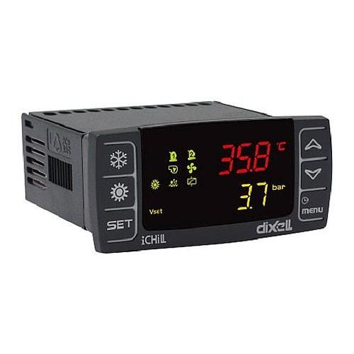 Dixell Kaltwassersatz-und Wärmepumpenregler IC121CX-10100 24V AC/DC (ohne Fühler) IC121CX