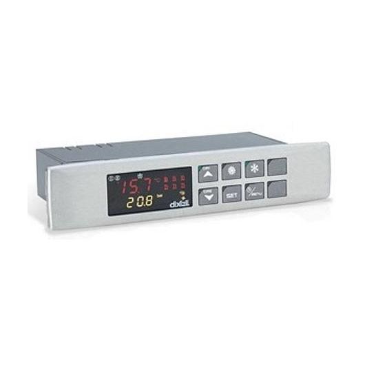 Dixell Echtzeit Kaltwassersatz-und Wärmepumpenregler IC261L-00010 12V AC/DC (ohne Fühler) IC261L
