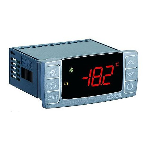 Dixell Kühlstellenregler XR10CX-0N0C0 12V AC/DC (ohne Fühler) XR10