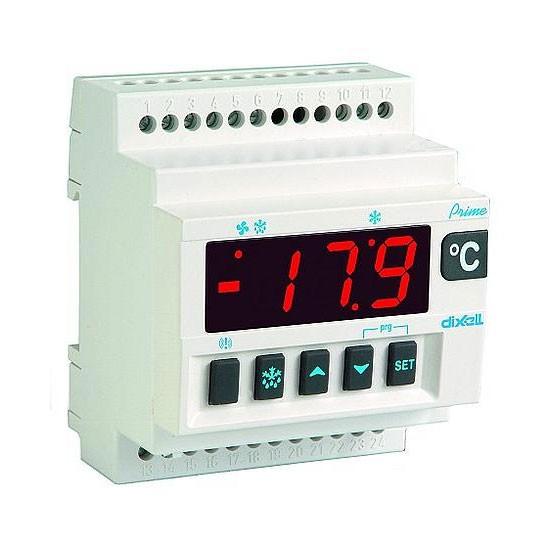 Dixell Kühlstellenregler XR70D-5P0C1 (ohne Fühler) XR70D