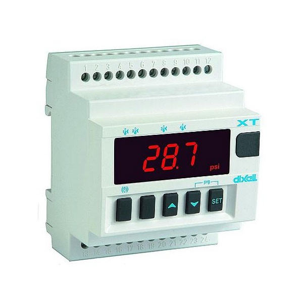 Dixell einstufiger Temperaturregler XT110D-5N2AU (ohne Fühler) XT110D