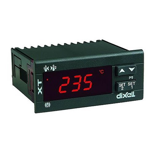 Dixell einstufiger Temperturregler XT111C-1N0AU 24V AC/DC (ohne Fühler) XT111C