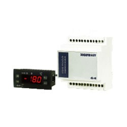 Eliwell Split Kühlstellenregler IS972LX (incl. Slave-Modul EWEM233, 1m Kabel, ohne Fühler) IS 972 LX