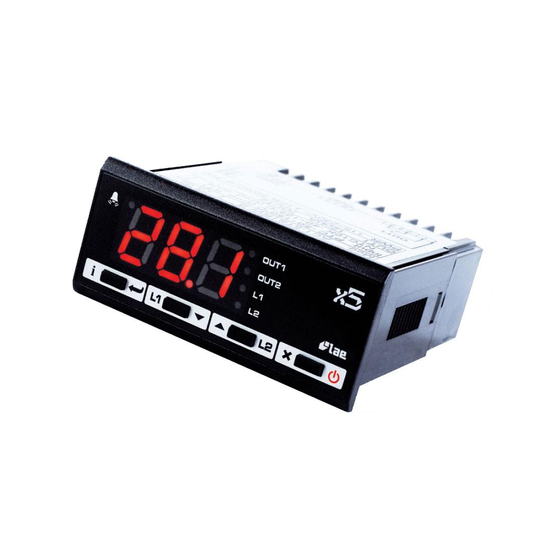 LAE Thermostat AC1-5TS2RW-B (incl.1x Fühler) AC1