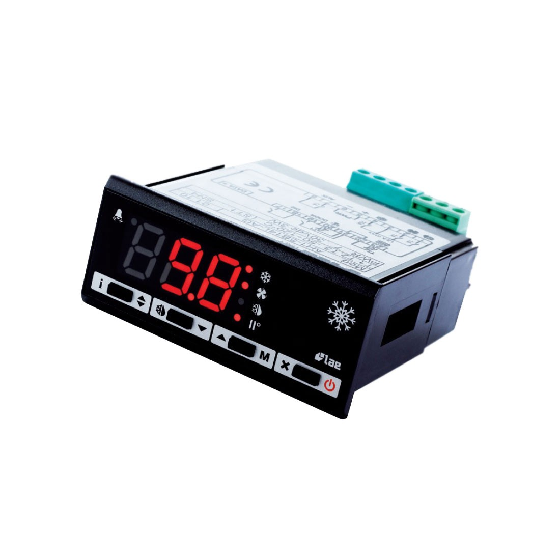 LAE AH1-5B14L-AG Kühlstellenregler mit Gegenheizfunktion (incl. 2xFühler) AH1 5B14L AG