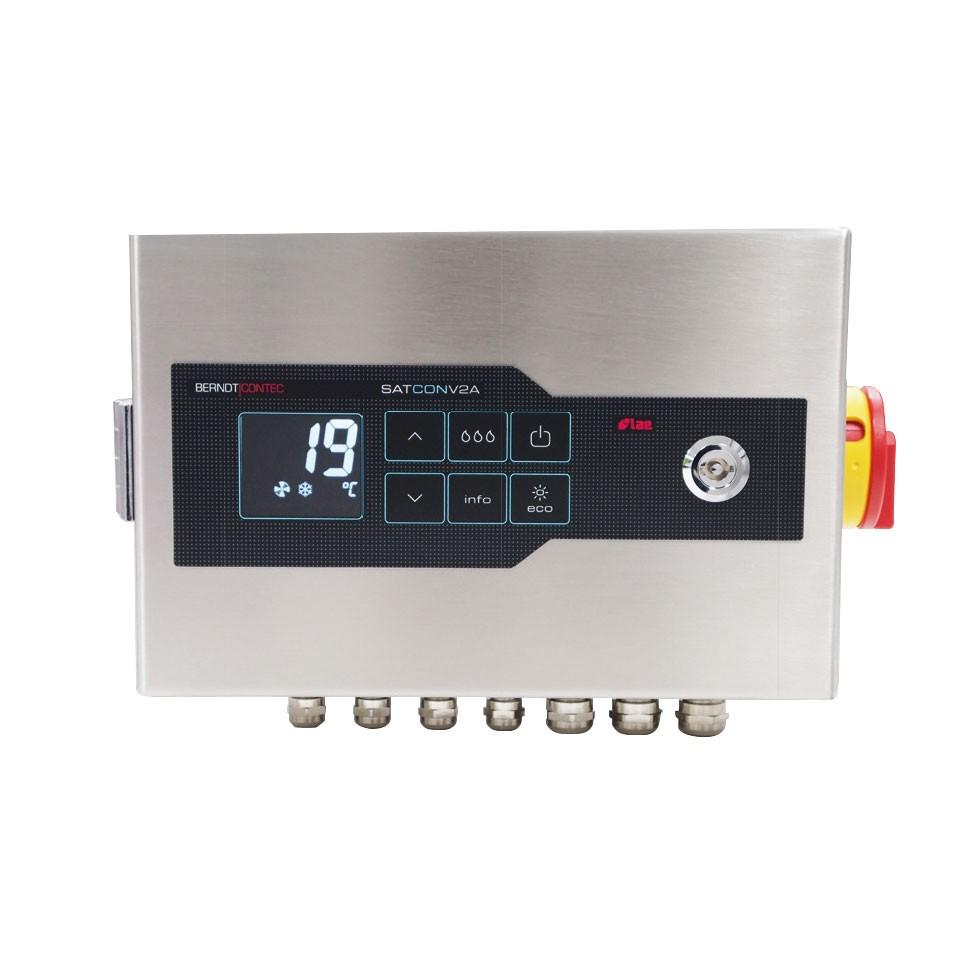 LAE Kühlzellensteuerung SATCONV2A (incl. 3x Fühler)