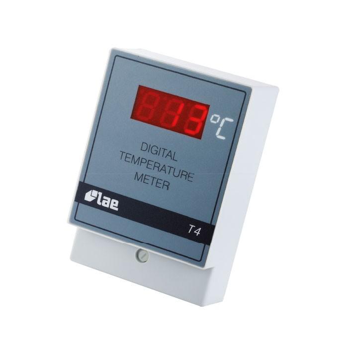 LAE Thermometer T4T1E (incl. 1x Fühler) T4T1E