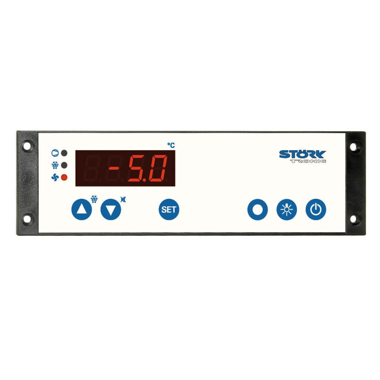 Störk Kühlstellenregler ST181-LP4KAR.112 (incl. 2 Fühler, 2m Kabel und 1 Gegenstecker) ST 181