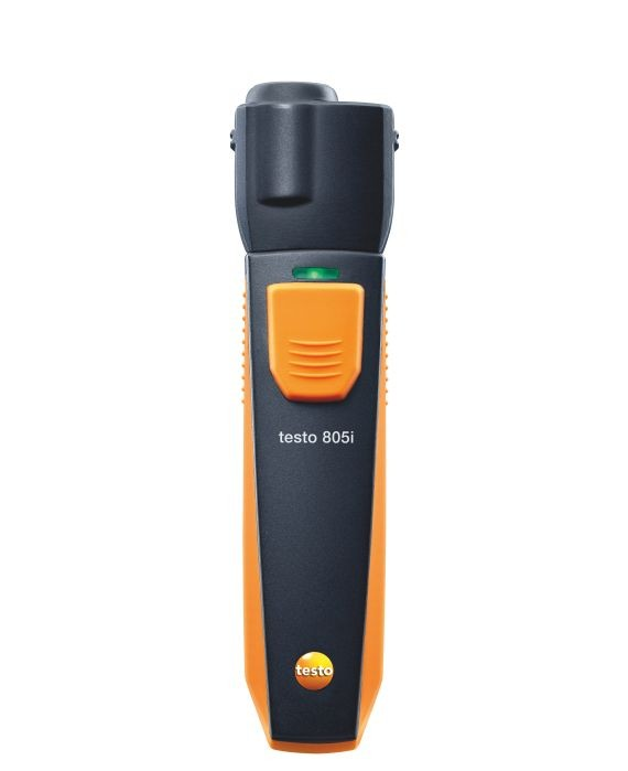 testo 805 i - Infrarot-Thermometer mit Smartphone-Bedienung