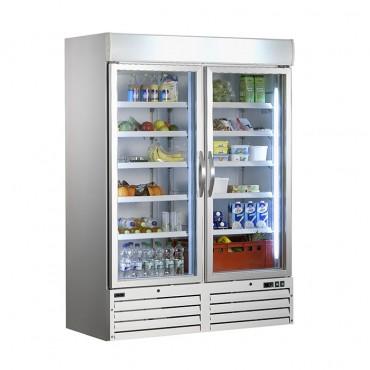 Saro Kühlschrank mit Umluftventilator 1370 x 720mm G 920